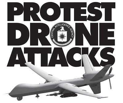Against Drones: Stop Killing Innocent People