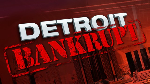 Detroit and Our Bankrupt Democracy