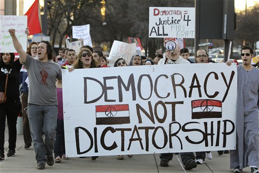 Egypt in Turmoil: A Hijacked Revolution and American Complicity