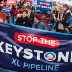 The Fight Against Keystone XL